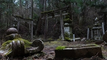 Okunoin Japan  - A monk graveyard with more than   gravestones founded  A D