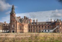 Old Abandoned Hospital - ManchesterStockport UK px  px