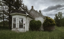 Old abandoned house in Ontario
