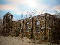 Old abandoned school in Pershing Oklahoma  xpost rOklahoma