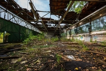 Old airfield hangar in Rangsdorf Germany by Abandoned-Berlin   video in comments