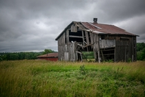 Old Barn in Burlington KY