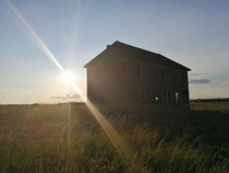 Old barn near my place Warren Ontario