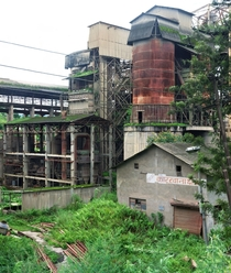 Old Cement factory Chobar Kathmnadu