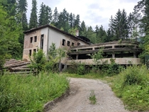 Old children sanatorium in Slovakia