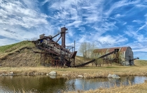 Old Coal Mine Near Riley Alberta Canada - Credit Abandoned Canada FB