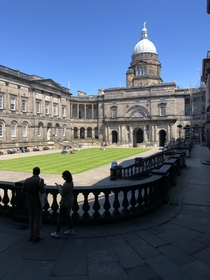 Old College University of Edinburgh  OC