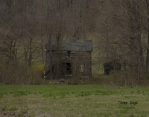 Old farm in west central Illinois This place is so creepy looking to me x