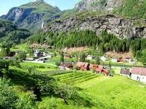 Old Flam Norway