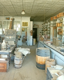 Old General Store Bodie California