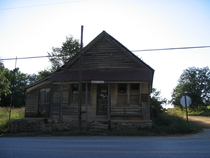 Old General Store in Arkansas