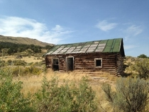 Old Homestead in Utah