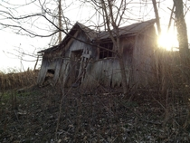 Old house in Ohio Town no longer exist Part of Fallsburg now