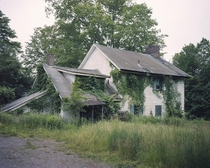 Old house in upstate NY by Brendon Burton burtoo