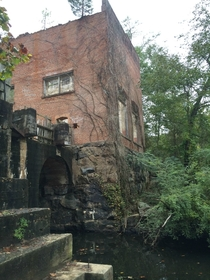 Old Hydro Power Mill s Towaliga River Jackson GA