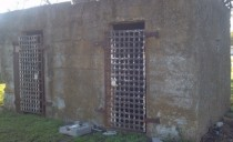 old jail in Wortham TX  OC