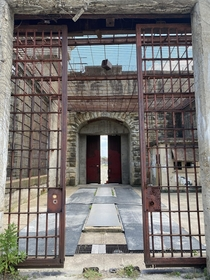 Old Joliet Prison - Main Entrance - Recently did a self-guided tour and thoroughly enjoyed ourselves I wish more places would preserve and restore places like these