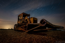 Old Machine Under Polaris - Dungeness - Sony ARIII - Zeiss mm Batis F
