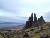 Old Man of Storr - Isle of Skye Scotland