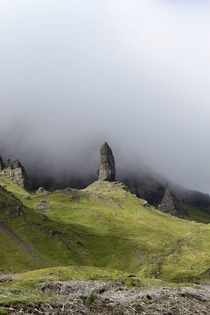 Old Man of Storr Isle of Skye Scotland x