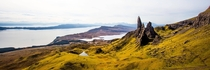 Old Man Storr - Isle of Skye Scotland