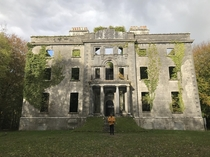 Old Manor House Moorehall Co Mayo Ireland