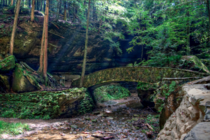 Old Mans Cave Hocking Hills OH