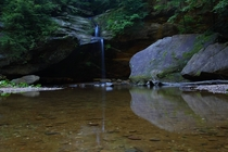 Old Mans Cave- Hocking Hills Ohio-Troy and Rusty Lilly
