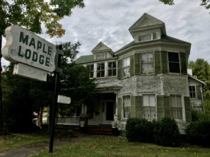 Old Maple Lodge Pulaski Virginia