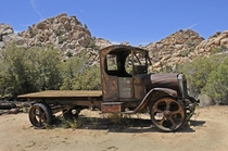 Old Model T could only wonder why it was ditched