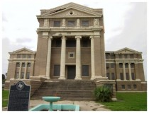 Old Nueces County Courthouse Corpus Christi TX