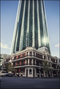 Old Palace Hotel in Perth Western Australia