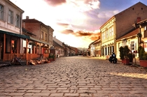 Old quarter of Valjevo Serbia  photo by Svetlana Cekic