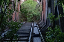 Old Railroadbridge in my hometown in Germany