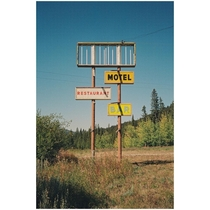 Old signs in Montana by Kendall McKenzie primetimeisnow