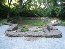 Old Stone Swimming Pool in Lindner Park Norwood OH