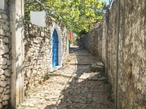 Old town in Himare Albania worth a visit