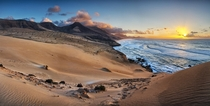 Old Wild Coast - Fuerteventura one of the Canary Islands  photo by Juan Antonio Santana