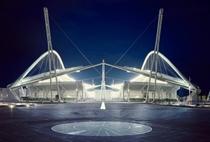 Olympic Stadium Complex by Santiago Calatrava Athens Greece