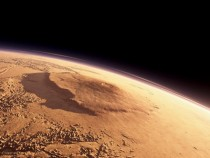 Olympus Mons  The tallest volcano in the solar system