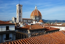 On the Rooftops of Florence