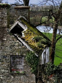 Once a cozy country cottage now derelict and fallen into disuse Photo by Anthony Thomas