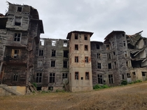 Once an orphanage on an island near Istanbul Some considered it the biggest wooden building in teh world