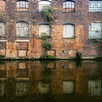 Once these were windows on the canals of Birmingham