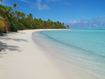 One Foot Island Cook Islands  By SisterGumbo  x-post rPacificPics