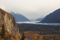 One from my recent  mile roadtrip through the Yukon and Alaska Matanuska Glacier Glenn Highway Alaska