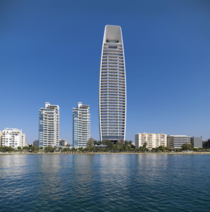 ONE Limassol Cyprus - At  storeys Europes tallest residential seafront tower