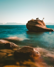 One more from Bonsai Rock Lake Tahoe CA