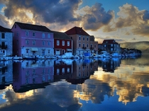 One of Europes oldest towns Stari Grad - Croatia