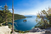 One of my favorite places Emerald Bay Lake Tahoe